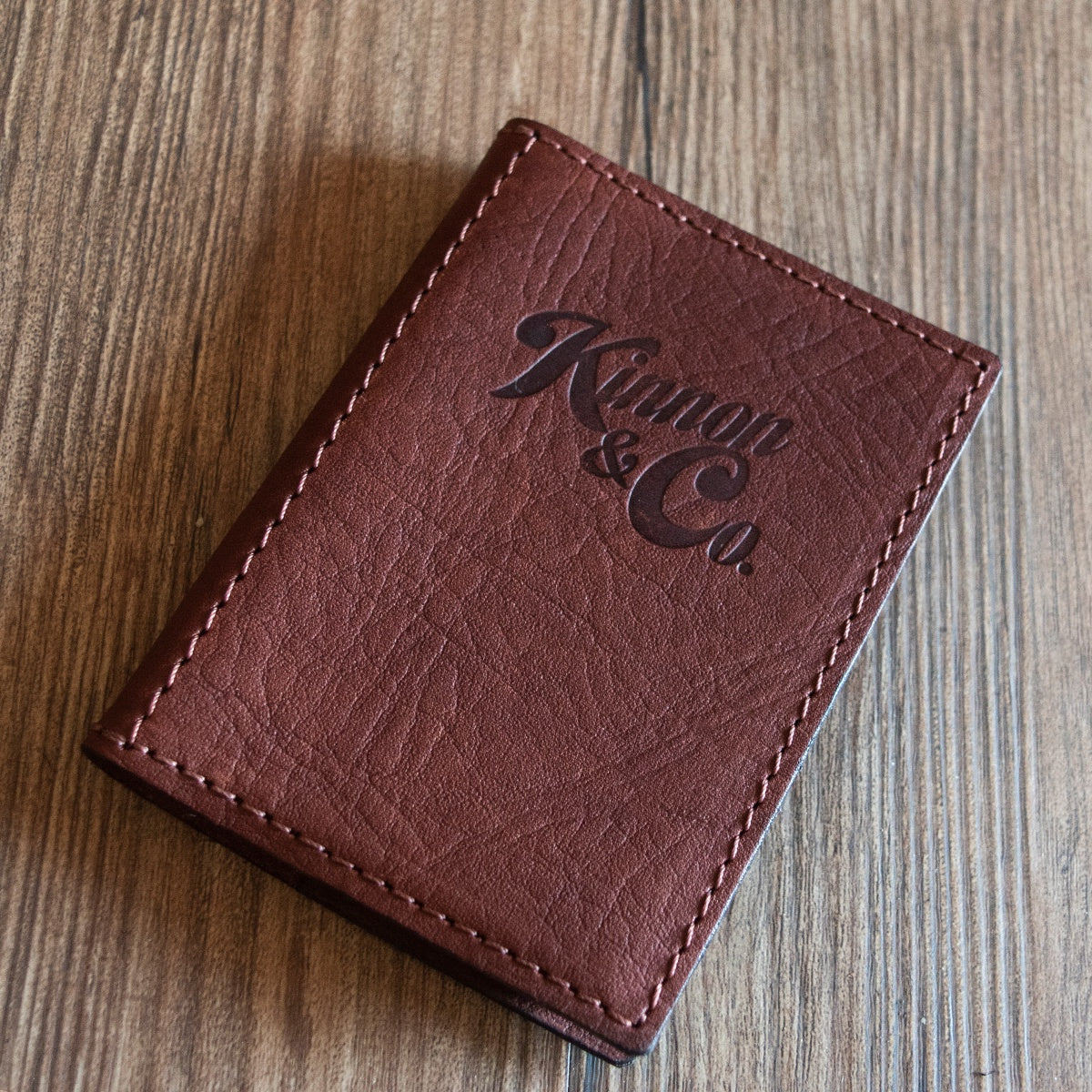 Kinnon and Co Leather Notebook - Small