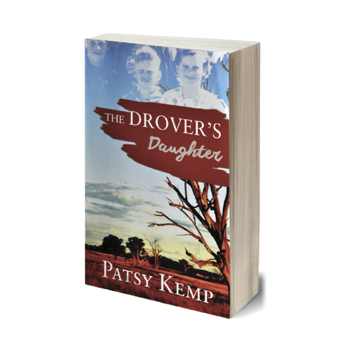 The Drover's Daughter Book by Patsy Kemp