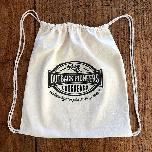 Outback Pioneers Calico Bag