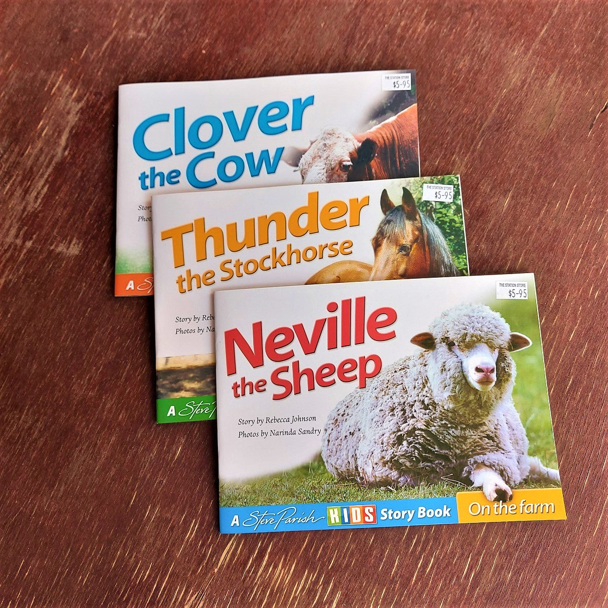 Children's Book Clover the Cow