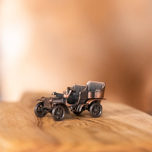 Ford Roadster miniature pencil sharpener made from metal