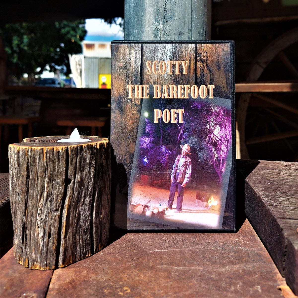 Outback Pioneers DVD Scotty the Barefoot Poet