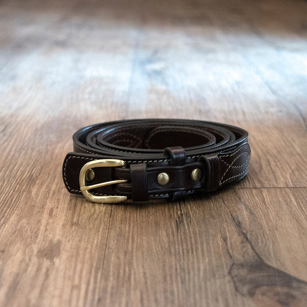 Ranger Belt Leather