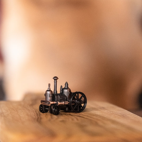 Pencil Sharpener Die Cast Steam Engine