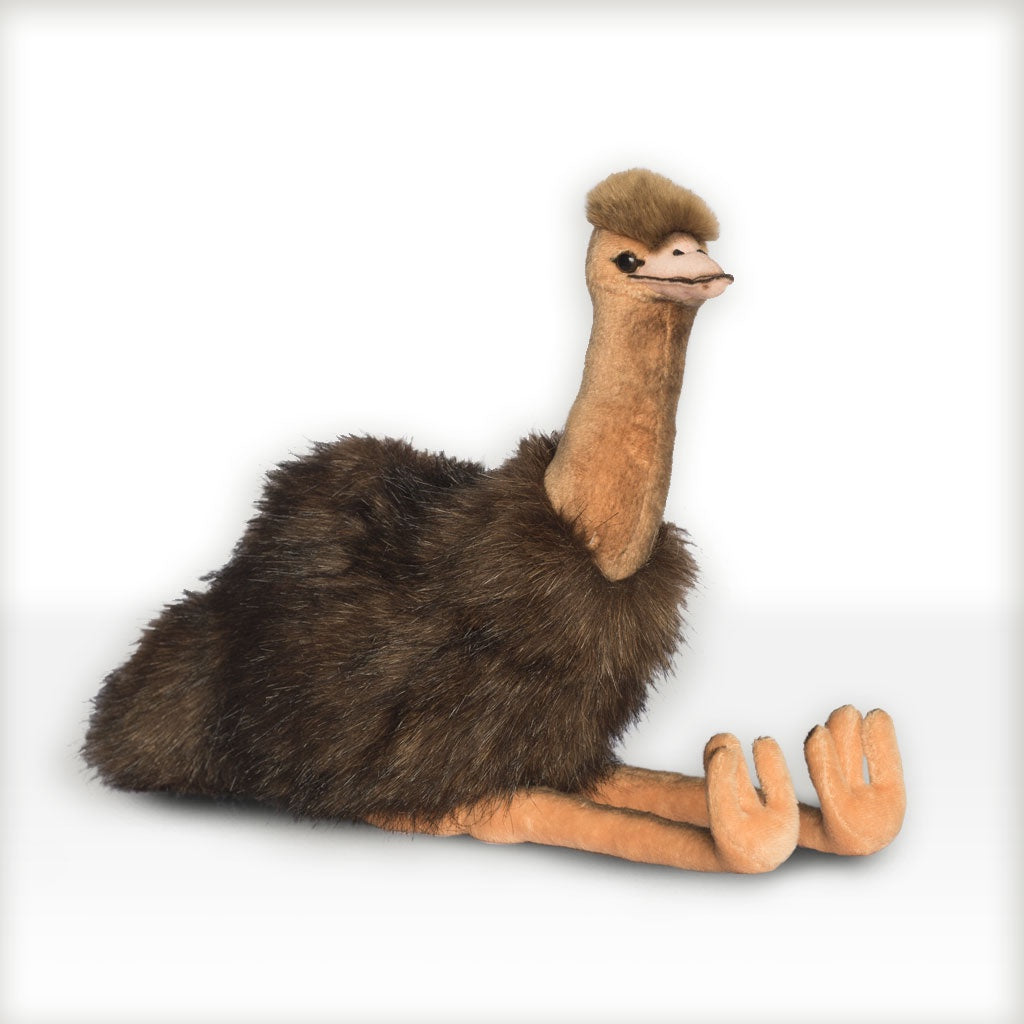 Stuffed Toy - Emu
