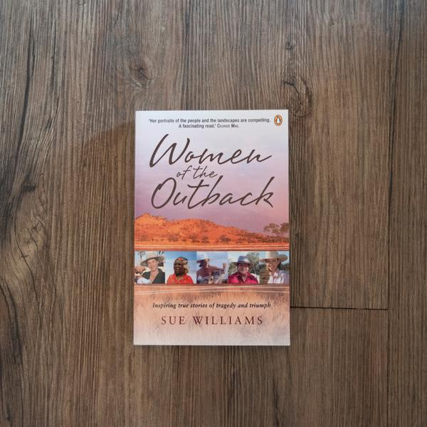Women of the Outback Book by Sue Williams