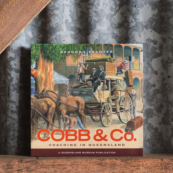 Cobb & Co. Coaching in Queensland Book