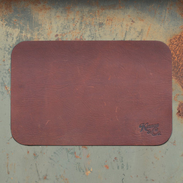 Kinnon and Co Leather Placemats