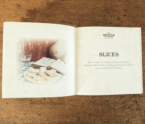 'Tastes of My Outback Life' Cookbook