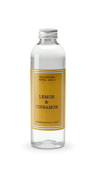Lemon & Cinnamon Diffuser Refill (200ml)