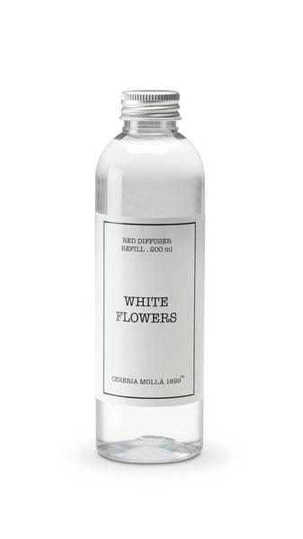White Flowers Diffuser Refill (200ml)