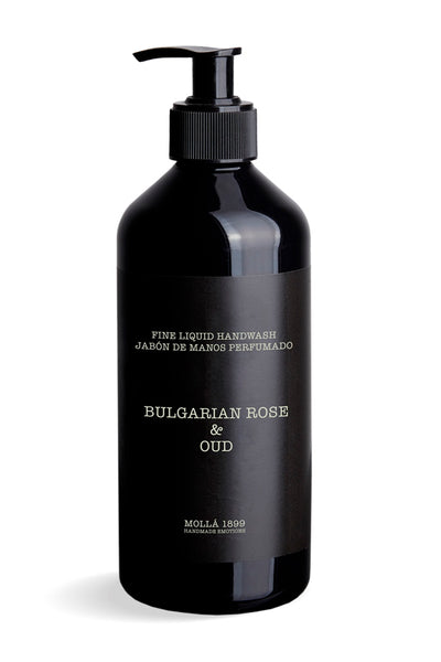 Bulgarian Rose & Oud Liquid Handwash (500 ml)