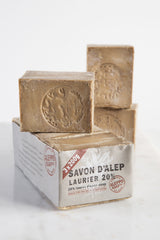 Olive and Laurel Oil Soap – 3 bars of 20% Laurel oil