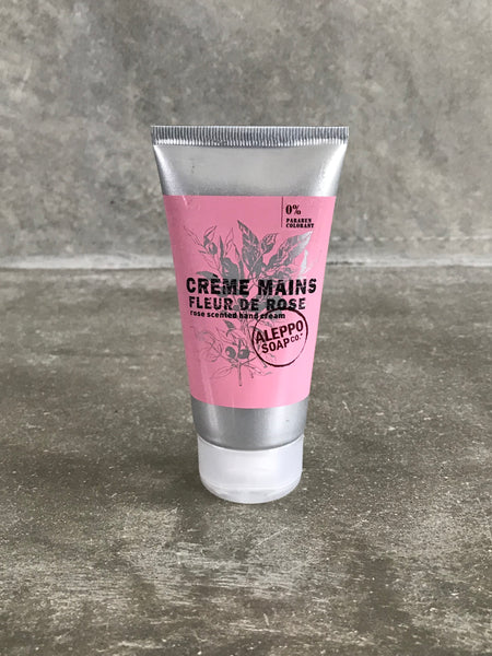 Rose Scented Hand Cream