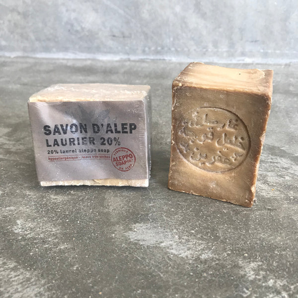 Olive and Laurel Oil Soap – 20% Laurel oil