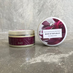 Tadé Dead Sea Salt with Shea Butter and Damask Rose