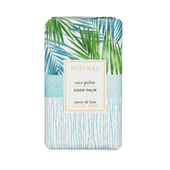 COCO PALM PAPIERS FANTAISIE BAR SOAP (100GM)