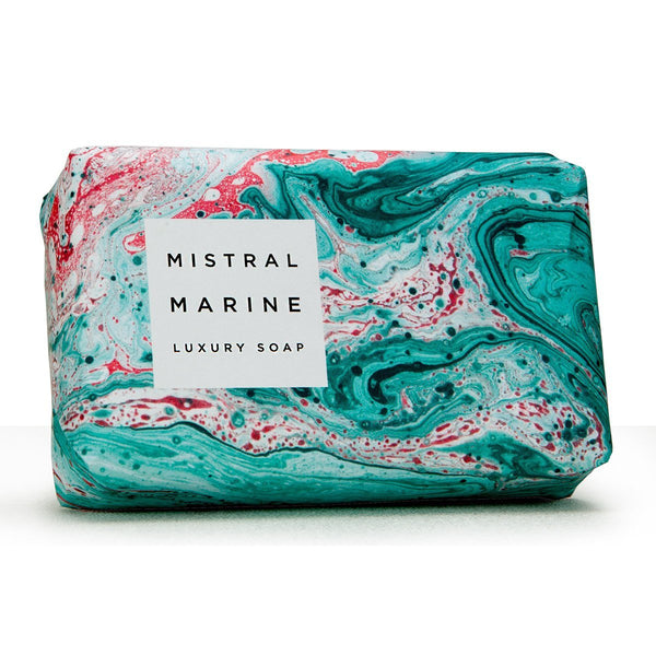 MARINE MARBLES GIFT SOAP