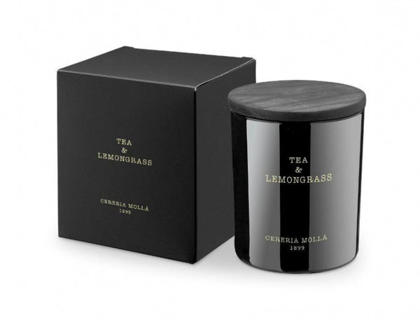 Tea & Lemongrass - 230 gm Candle