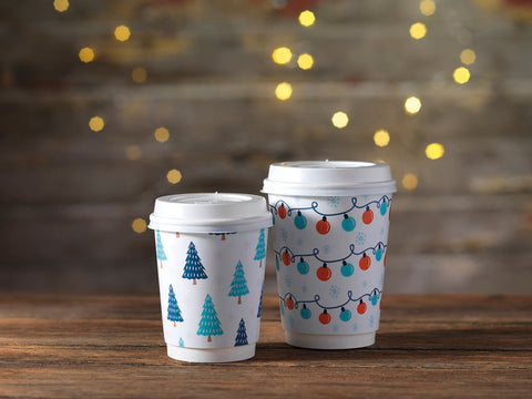 Festive Cups From Pennine Tea and Coffee