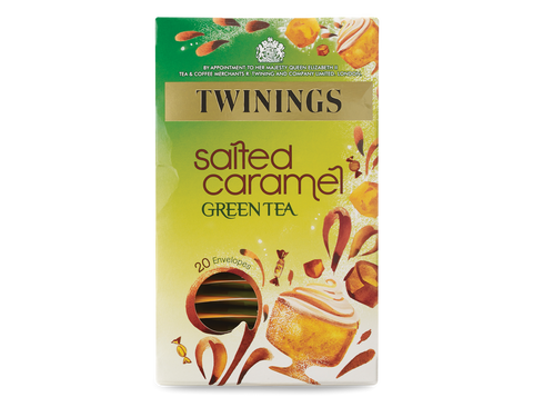 Twinings Green Tea Salted Caramel (1x20)