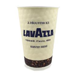 Lavazza 12oz Double Wall Hot Drink Cups Take Out Hot Drink Cups (500)