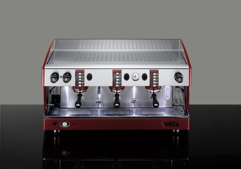 Wega Atlas 3 Group Keypad Dosing Espresso Machine