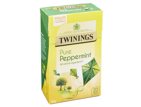 Twinings Peppermint Envelope Herbal (1x20)