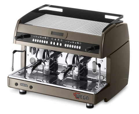 Wega Sphera 2 Group Keypad Dosing Espresso Machine
