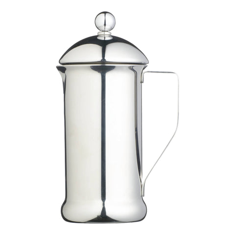 Stainless Steel 8 cup (1125ml) Cafetiere