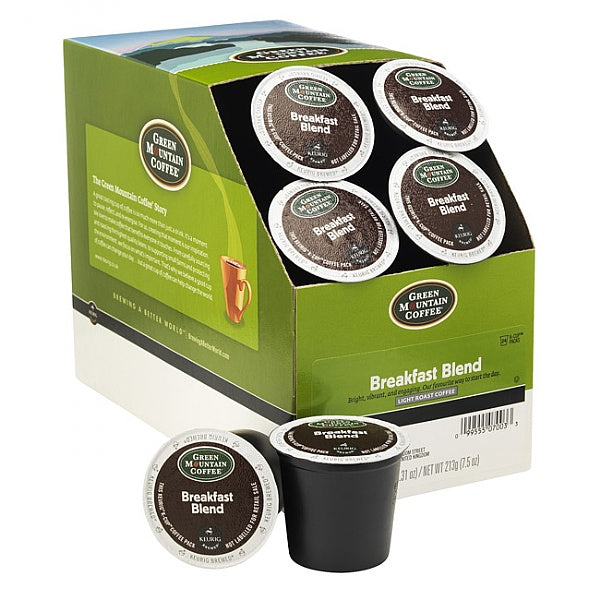 AquaCafe Decaffeinated Coffee Capsules (4x24)