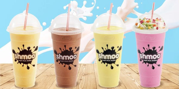 Dinkum Shmoo Strawberry Milkshake Mix