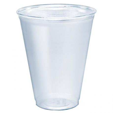 Solo 9oz Clear Plastic Cups (1000) TP9D