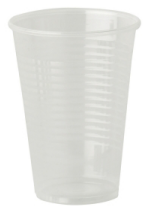 Light plastic drinking cups 7floz (2000)