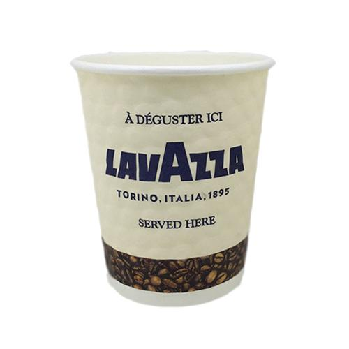 Lavazza 8oz Double Wall Hot Drink Take Out Cups (500)