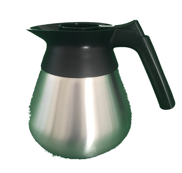Coffee Jug 1.7litre Stainless Steel with flip lid from Bravilor Bonamat