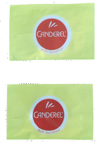 Canderel Yellow Sweetner Tablets in Sachets (1x1000)