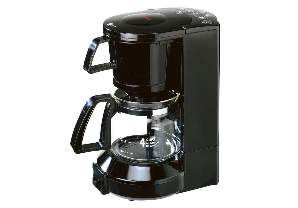 Sunbeam 4 Cup Commercial Coffee Maker for coffee pouches
