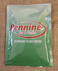 Fairtrade Decaffeinated Filter Coffee Sachets (50 x 3pint)