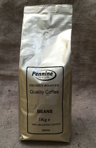 Breakfast Blend Roasted Coffee (1kg)
