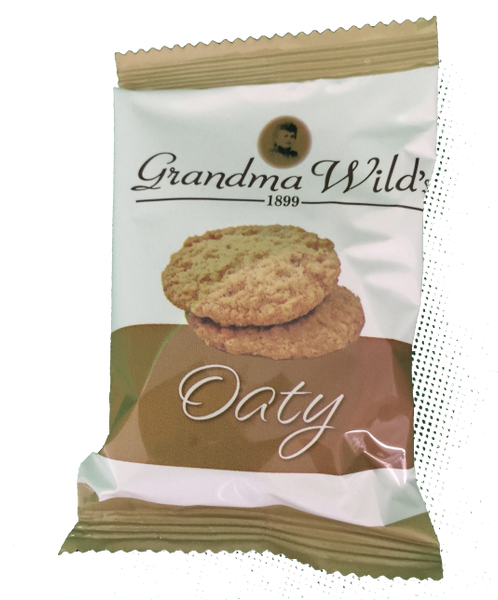 Grandma Wilds Twin Pack Biscuits (4x25)