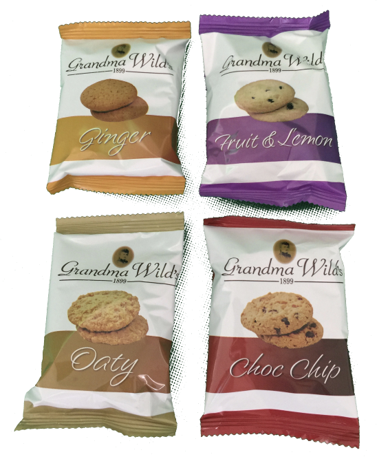 Grandma Wilds Twin Pack Biscuits 2016