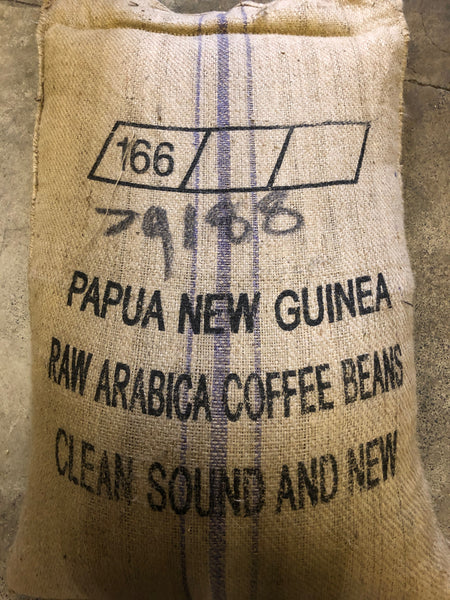 Papua New Guinea Y Grade Arabica Green Coffee Beans (1kg)