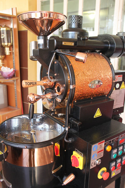 Toper Cafemino 1kg Gas Coffee Roaster