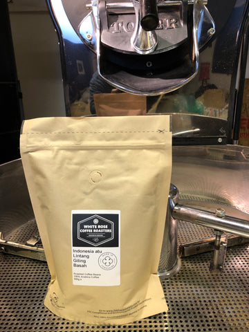 Indonesia Atu Lintang Giling Basah Arabica Roasted Coffee (1kg)
