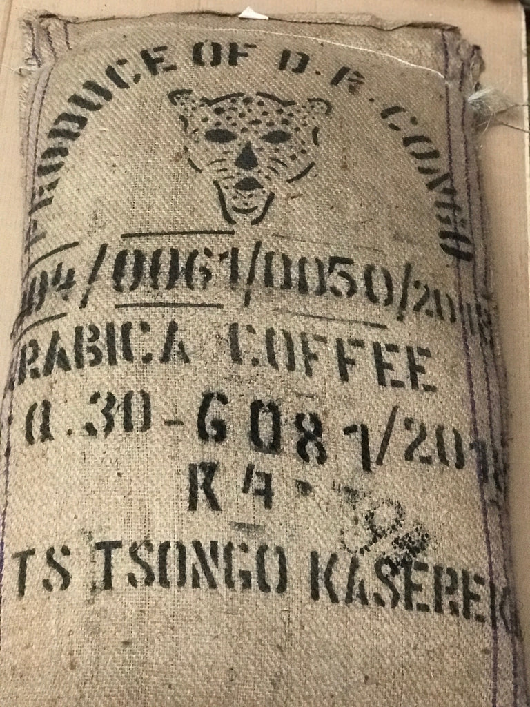 Congo Kivu 4 Arabica Washed Green Coffee Beans (1kg)