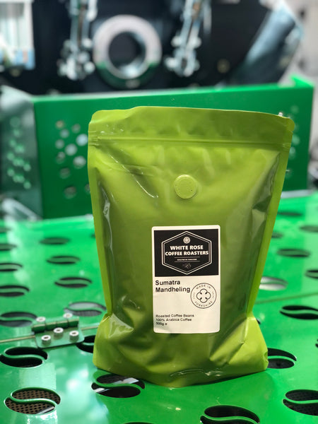 Sumatra Mandheling Arabica Roasted Coffee