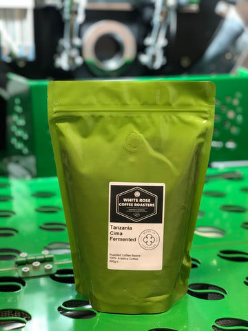 Tanzania Cima Fermented Arabica Roasted Coffee