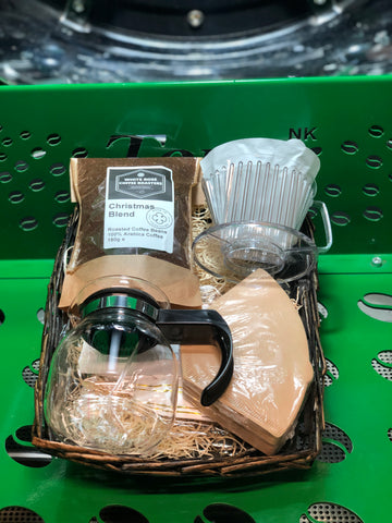 Christmas Hamper - Coffee Dripper gift set