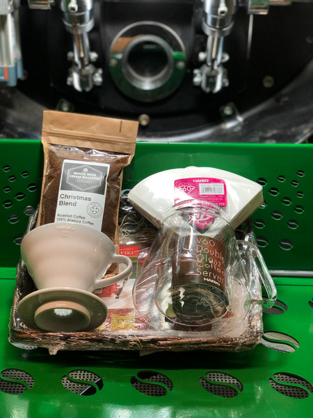 Christmas Hamper - Hario V60 and Insulated Jug gift set
